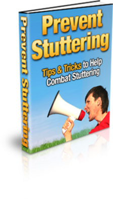 Product picture HOW TO OVERCOME STUTTERING PLR with private label rights and master resell rights