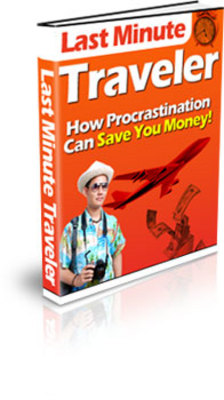 Product picture The Essential Guide To Last Minute Travel Deals PLR with master resell rights and private label rights
