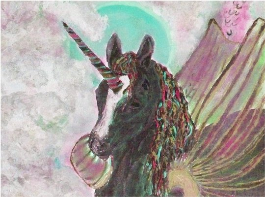 Product picture Royalty Free Unicorn Image with Master Resell Rights